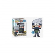 Funko Pop Kakashi Hot Topic Naruto Anime Vinyl