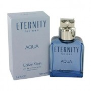 Calvin Klein Eternity Aqua Eau De Toilette Spray 3.4 oz / 100.55 mL Men's Fragrance 465808