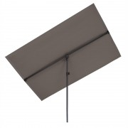 Blumfeldt Flex-Shade XL, чадър, 150 х 210 см, полиестер, UV 50, тъмно сив (HMD1-Flex-Shade XL-G)