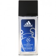 Adidas UEFA Champions League desodorante con pulverizador para hombre 75 ml