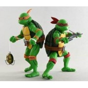 Neca Turtles - Michelangelo & Raphael 2-Pack