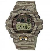 Casio g-shock GD-X6900TC-5DR camuflaje serie mens reloj - verde