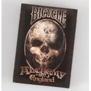 kártyák Bicycle Licenced - ALCHEMY GOTHIC - CARD8
