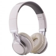 Maxy Cuffia On-Ear A Filo Stereo Headphones Ep-16 Universale Jack 3,5mm White Per Modelli A Marchio Microsoft