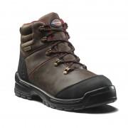 DICKIES Chaussures de sécurité hautes DICKIES CAMERON - S3 SRC - marron