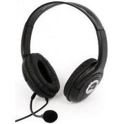 Casti cu microfon Logic LH-30 (Negre)