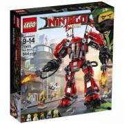 Конструктор ЛЕГО НИНДЖАГО - Огнен робот, LEGO NINJAGO, 70615