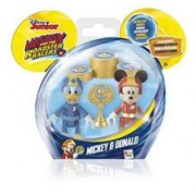 Jucarie As Disney Mickey And The Roadster Racers Mickey & Donald Figures
