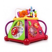 GoAppuGo Multifunctional Learning Play Center with Drum, phone Learning Musical toys