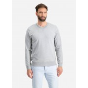 Mey story Relaxed-fit sweater met stretch Grijs