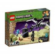 LEGO - 21151 MINECRAFT LA BATALLA EN EL END 222 PZAS.