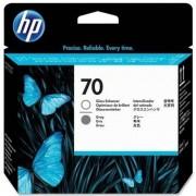 HP 70 - C9410A cabezal transparente / gris