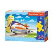 Puzzle Avion, 30 piese