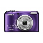 Nikon COOLPIX A10 Paars lineart