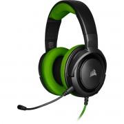 Corsair Auriculares Gaming HS35 Verde con micrófono