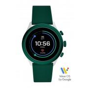 Fossil Mens Sport Smartwatch 43mm GREEN