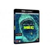 Blu-Ray The Meg 4K UHD (2018)