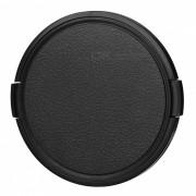 Tapa de lente de plastico universal de 82 mm para camara sony / pentax / fuji - negro