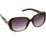 MTV Over-sized Sunglasses(Violet)