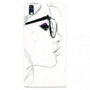 Husa silicon pentru Allview X2 Soul Style Girl Face