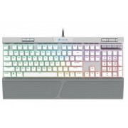 Tastatura Cu Fir Corsair K70 RGB MK.2 SE Mechanical Gaming - Cherry MX Speed, NA, Iluminatam Led Nulticolor, Argintie