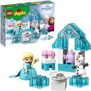 LEGO DUPLO Princess TM 10920 Elsa és Olaf teapartija
