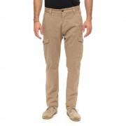 Murphy & Nye Pantaloni chino con tasche beige