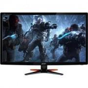 3D LED монитор - Acer Predator GN246HLbid, 24' Wide 3D LED, 1ms, 100M:1 DCR, 350 cd/m2, 1920x1080 FullHD, HDMI, DVI, Black - UM.FG6EE.B06