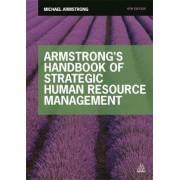 Armstrong's Handbook of Strategic Human Resource Management, Paperback