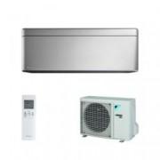 Daikin Climatizzatore Stylish 9000 Silver Ftxa25as R-32 A+++ Wi-fi Integrato