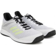 ADIDAS ADIZERO CLUB OC Tennis Shoes For Men(White)