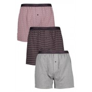 Next Loose Fit Four Pack - Burgundy/Navy - Mens