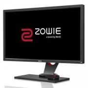 Геймърски Монитор BenQ Zowie XL2430, 24 инча, 1920x1080, DVI-DL, HDMI x 2, DP, USB hub, 9H.LF1LB.QBE