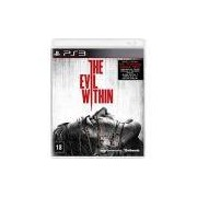 Game - The Evil Within - PS3