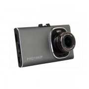 TIPX Full HD Car DVR - видео регистратор (камера) за кола за заснемане на движението, инциденти и други (черен)