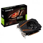 Placa video Gigabyte GeForce GTX 1070 Mini ITX OC, 1556 (1746) MHz, 8GB GDDR5, 256-bit, 2x DL-DVI-D, HDMI, DP