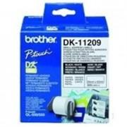 Etiquetas Papel Precortada Brother 29 X 62 Mm 400e QL-500A QL-500BW QL-560 QL-570 QL-580N QL-1050