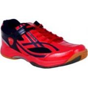 Proase Laminated Badminton Shoes(Red)