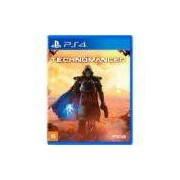 Jogo Novo Midia Fisica The Technomancer Para Ps4