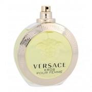 Versace Eros Pour Femme eau de toilette 100 ml ТЕСТЕР за жени
