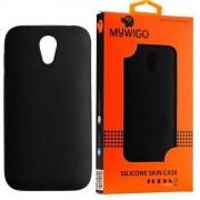 MyWiGo CO4192N Silicon Black bumper for MyWigo
