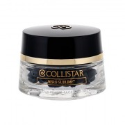 Collistar Nero Sublime Precious Pearls Face And Neck kapsle pro zpevnění pleti a krku 60 ks pro ženy