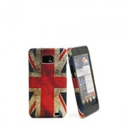 Muvit Vintage UK Flag cover per Samsung Galaxy S II