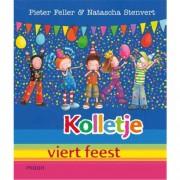 Kolletje viert feest - Pieter Feller en Natascha Stenvert