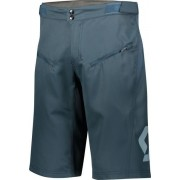 Scott Shorts Mens Trail Vertic w/pad Nightfall Blue XL