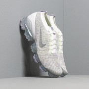 Nike W Air Vapormax Flyknit 3 True White/ Barely Volt-Purple Agate