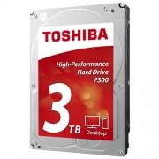 "Hard disk HDD 3.5"" SATA3 7200 3TB Toshiba P300 HDWD130UZSVA,64MB 2 godine"