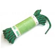 PROMA Šněrovadla (tkaničky) SPORT kulatá 170p1638 zeleno-hnědá 160 cm