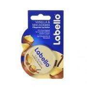 Labello Lip Butter Vanilla & Macadamia 19Ml For Hydration Of Lips Unisex (Cosmetic)
