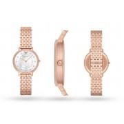 Emporio Armani Ladies Emporio Armani Gold & Rose Gold Tone Watches - 2 Colours!